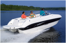Stingray Deck Boat Range
